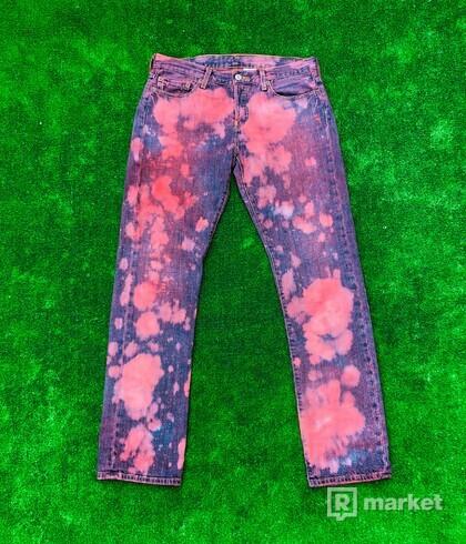 Levis 501 - Custom jeans