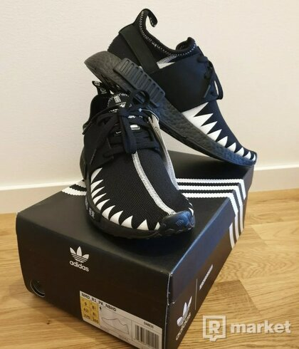 Adidas NMD R1 Neighborhood Core Black