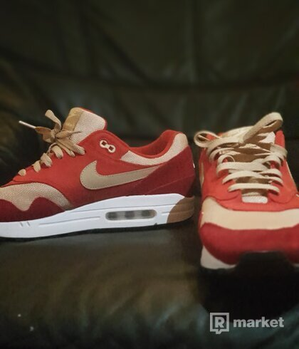 Air Max 1 Curry Red