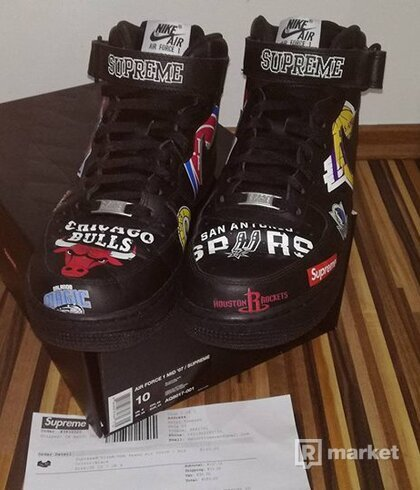NBA SUPREME AIR FORCE1