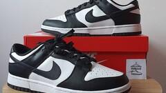 Nike Dunk Low Retro White/Black