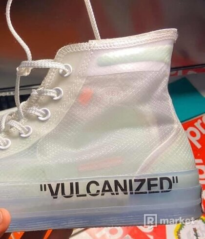 Converse x Off White Vulcanized