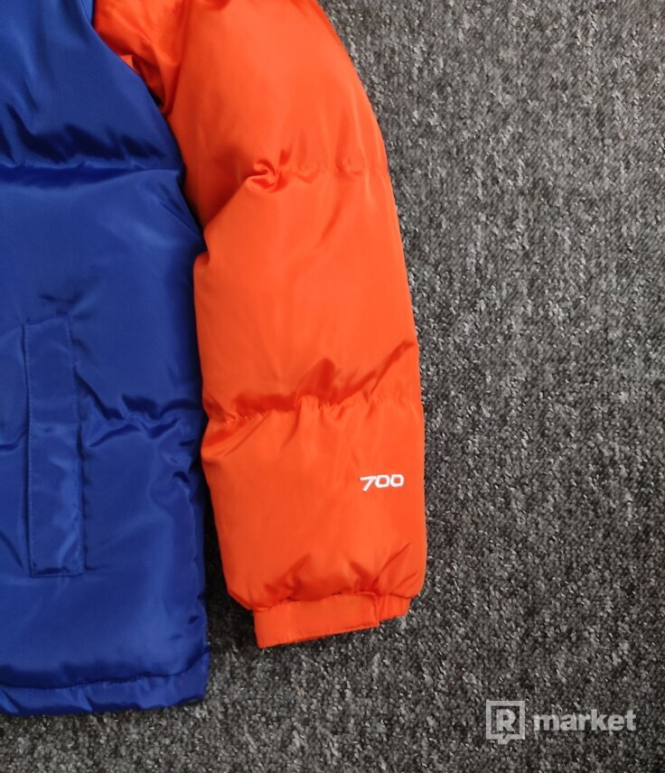 The North face bunda