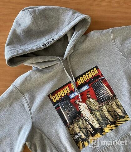 Supreme CNN hoodie