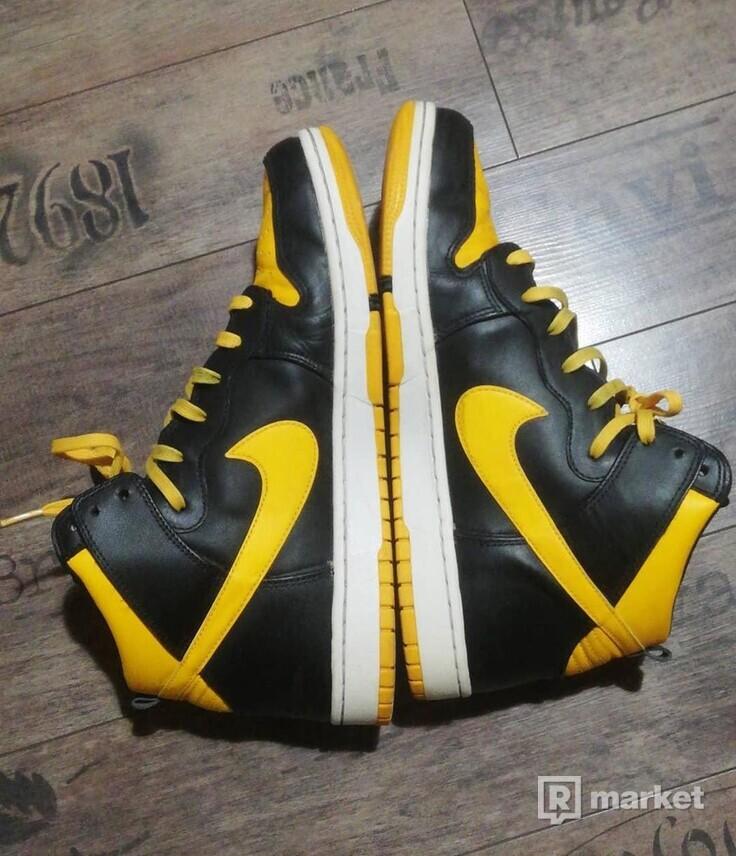 Nike Dunk High CMFT 2014