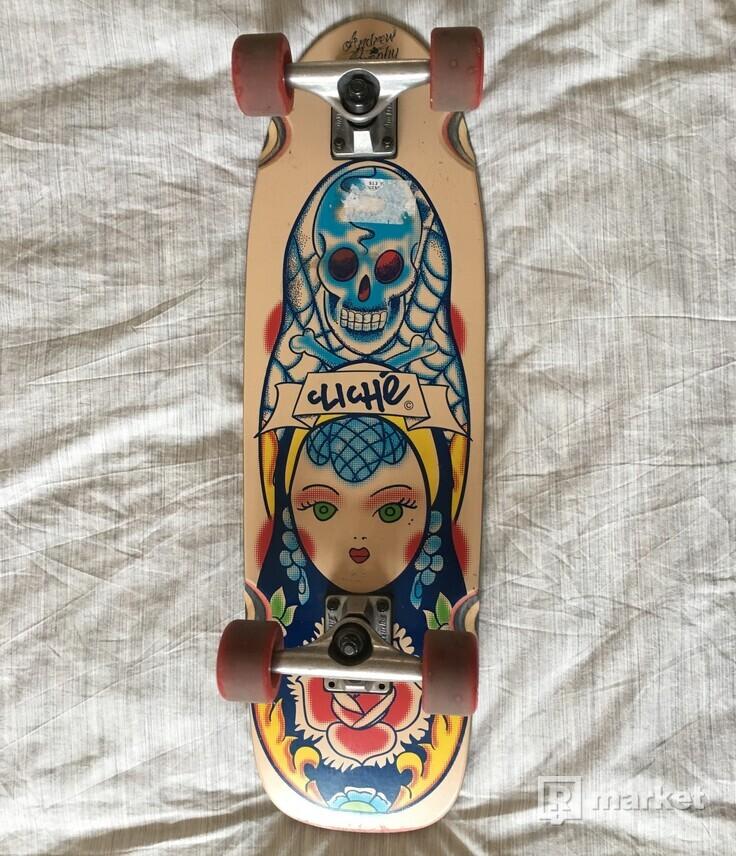 Cliche Tattoo Andrew Brophy Cruiser