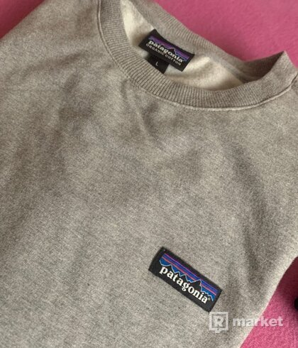 Patagonia Mens P-6 Label Uprisal
