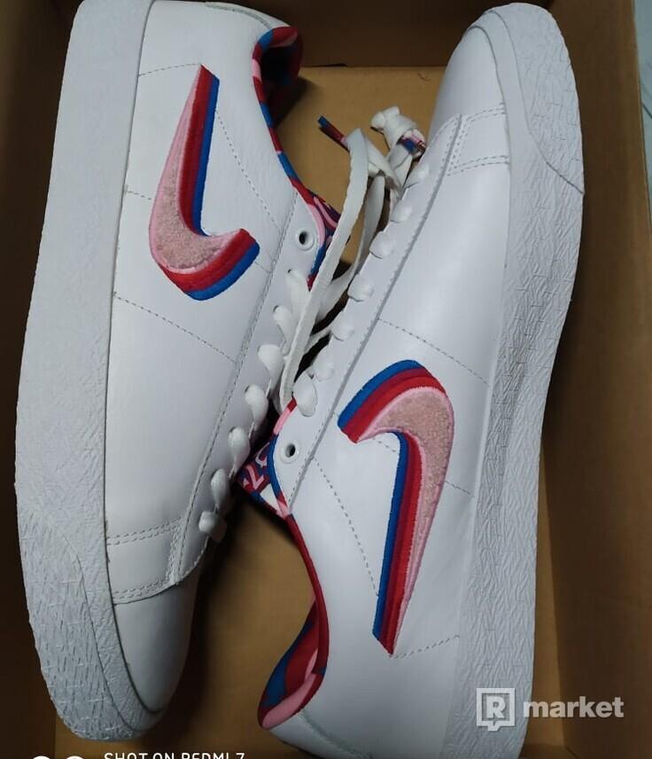 Nike x Parra Blazer 1 Low