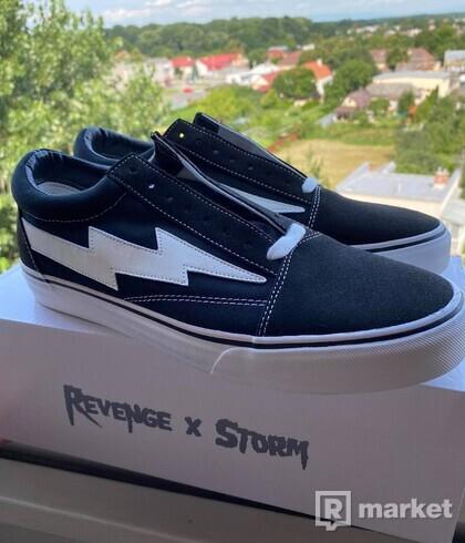 Revenge x Storm Black