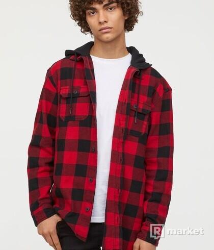 H&M Kosela s kapucnou