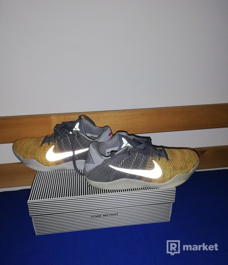 Nike Kobe 11 elite low Master of innovation