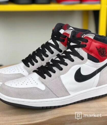 WTS - Nike Air Jordan 1 Light Smoke Grey - Nové