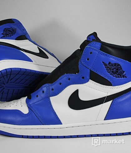 "Air Jordan Retro 1 High OG ""Game Royal"""