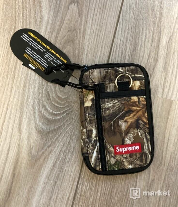 Supreme Zip pouch