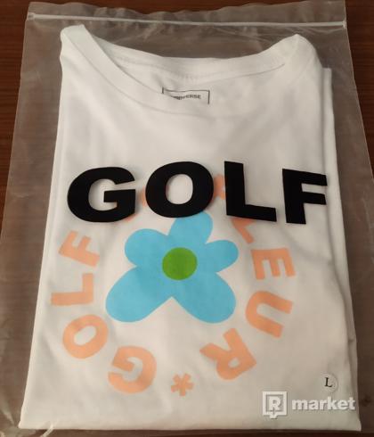 Converse Golf le Fleur* white tee