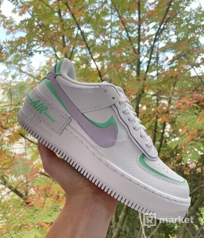 Nike Air Force 1 Shadow Infinite Lilac (W) EU 36.5-40.5
