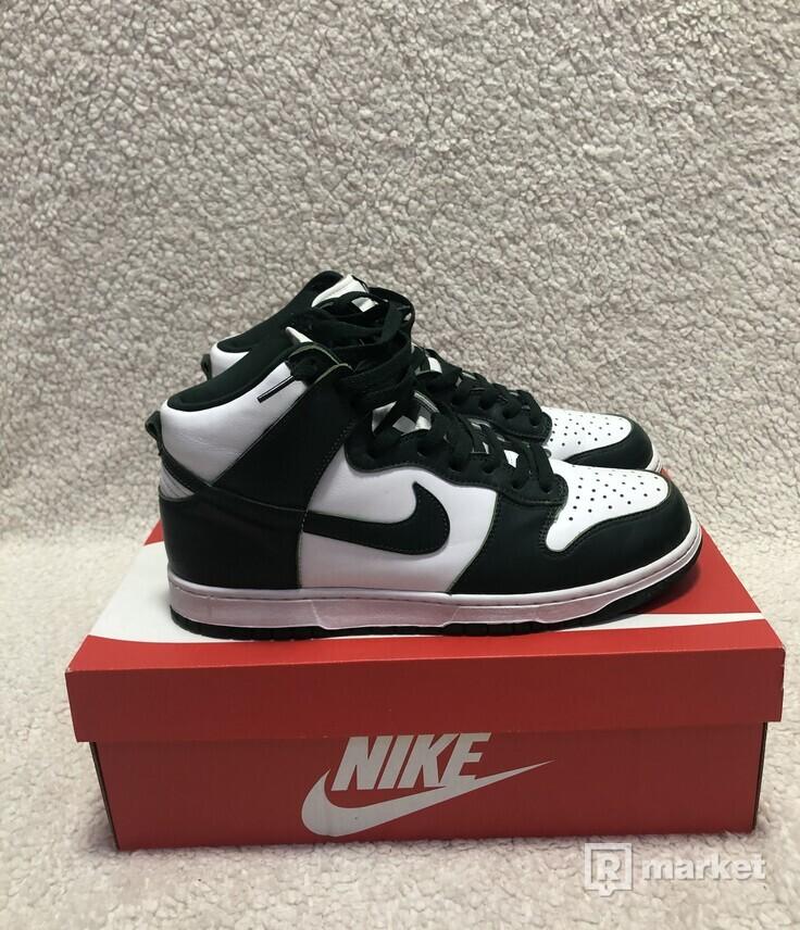 Nike dunk high spartan