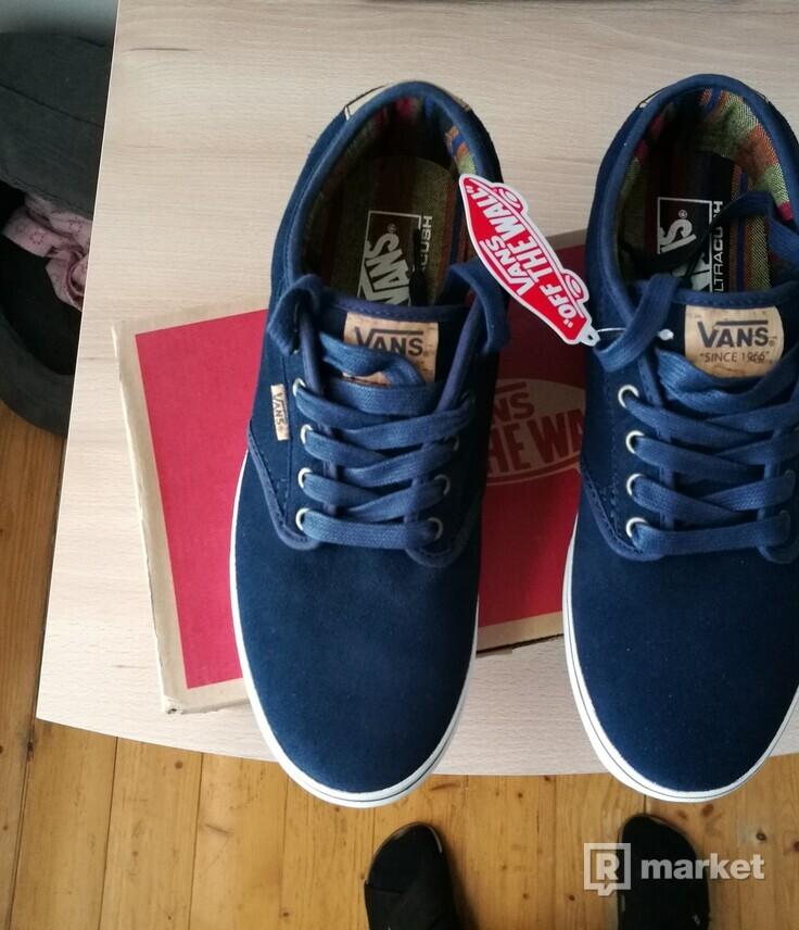 Nové boty VANS Atwood Deluxe vel.  44