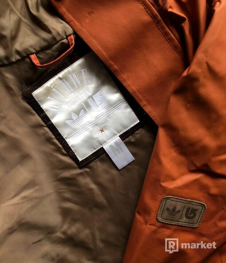 Adidas X Burton Jacket