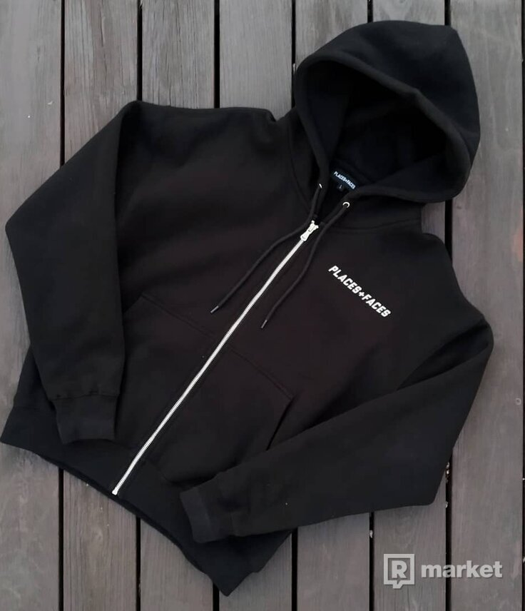 Places+ faces hoodie