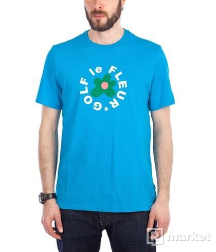 Converse X Golf Le Fleur Tee (Blue)