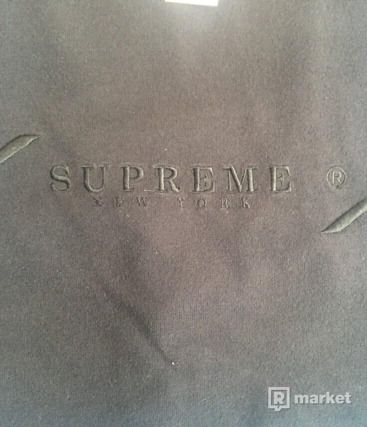 Supreme Tonal Embroidery Top