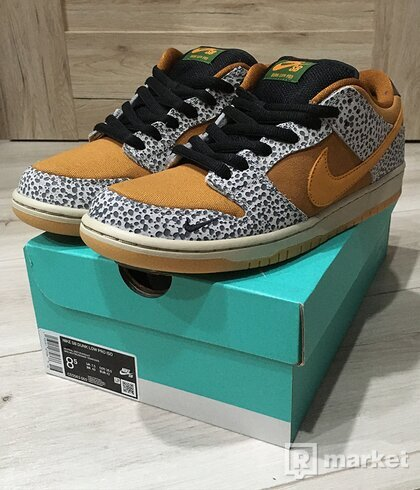 Nike SB Dunk Low Safari [42]