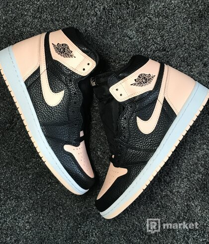 Air Jordan 1 Retro High ,,Crimson Tint""