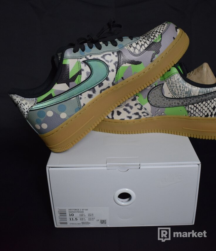 Nike Air Force 1 Low City of Dreams