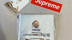 Supreme Rick Rubin Tee