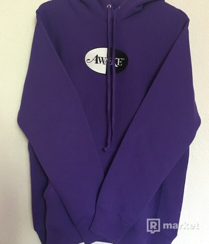 Awake Split Logo hoodie