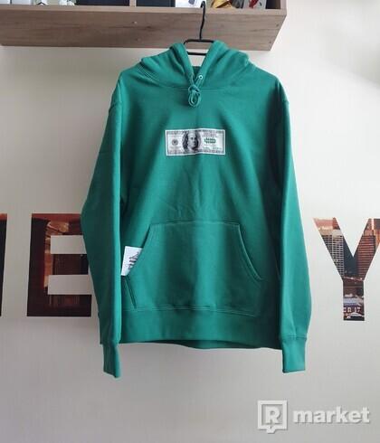 Supreme Franklin Hooded Sweatshirt