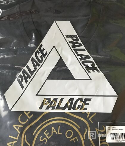 Palace Small Portion tee