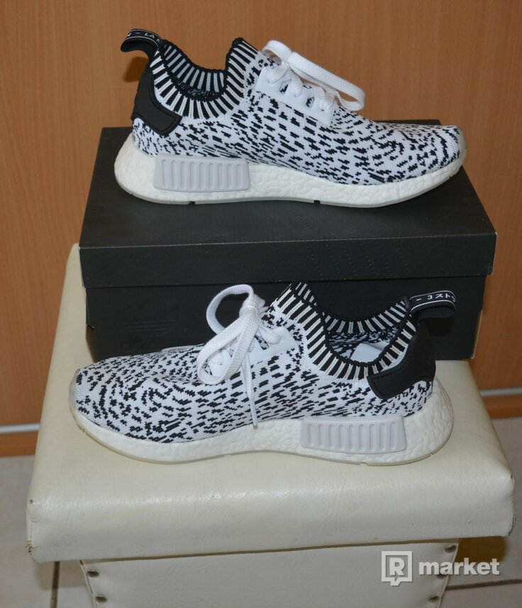 adidas NMD R1 Sashiko White – uk7