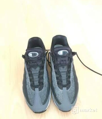 Nike Air Max 95 Ultra Esntl_BLK/ANTHRCT-DRK