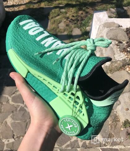 Adidas Hu NMD Green Complexland