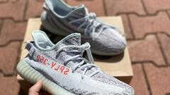 Yeezy 350 Blue Tint 44