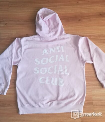 "ASSC ""know you better"" hoodie"