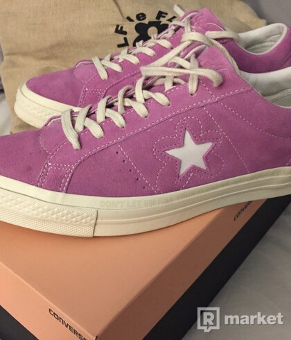 Converse One Star Golf le Fleur Pink Tyler