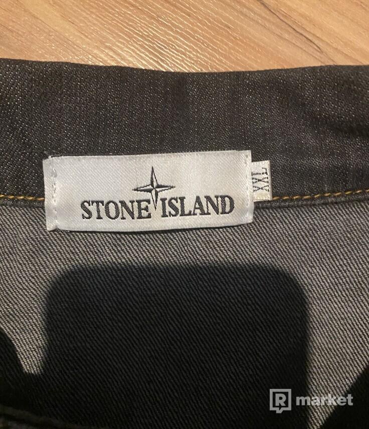 Stone Island Riflová Bunda