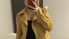 Koženná bunda