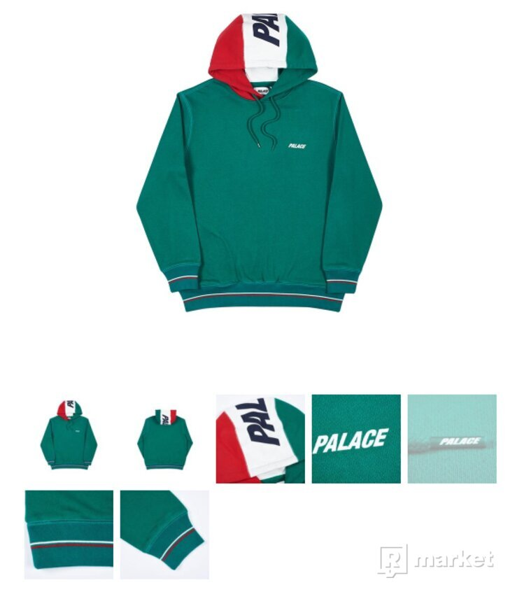 Palace Flagin hoodie