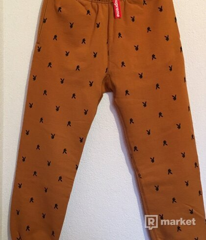 Supreme Playboy Sweatpants F/W 15