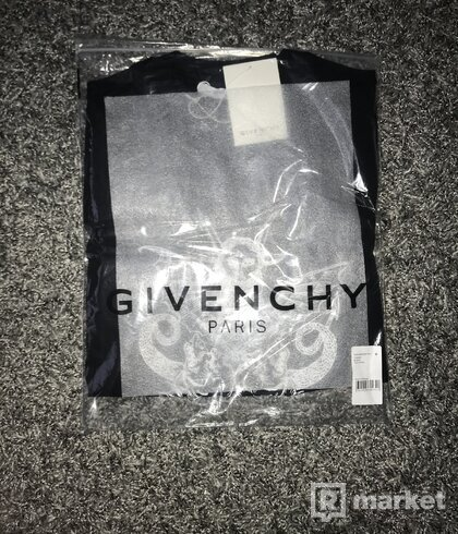 Givenchy Mad trip tee !Grail! Retail 540€