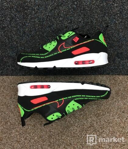 Nike Air Max 90 Worldwide Pack