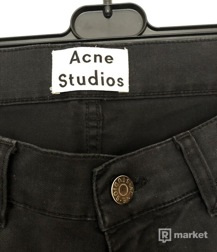 Acne studios jeans ace ups