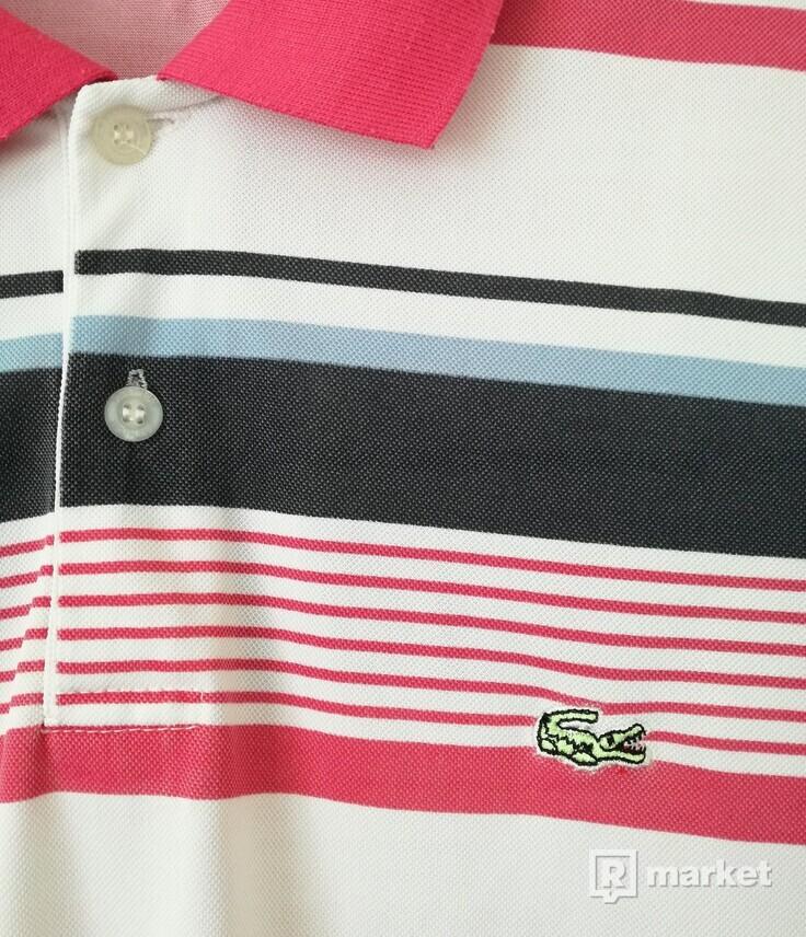 Lacoste polo tričko
