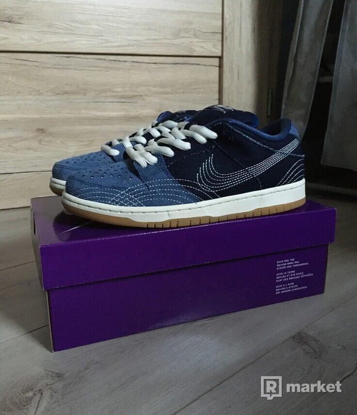 Nike SB Dunk Low Sashiko [42]