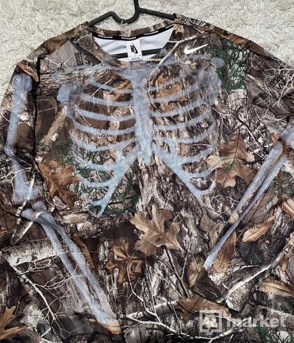Nike skeleton longsleeve