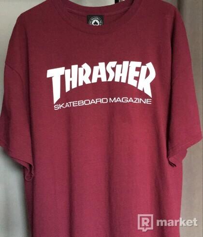 THRASHER MAG TEE